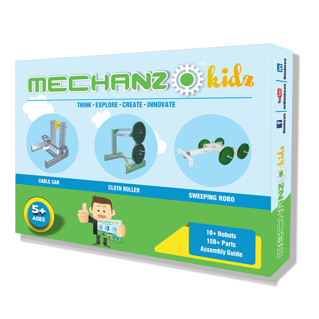MechanzO Kidz 5+