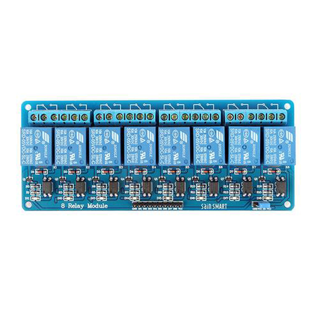 Relay Module (8 relays)