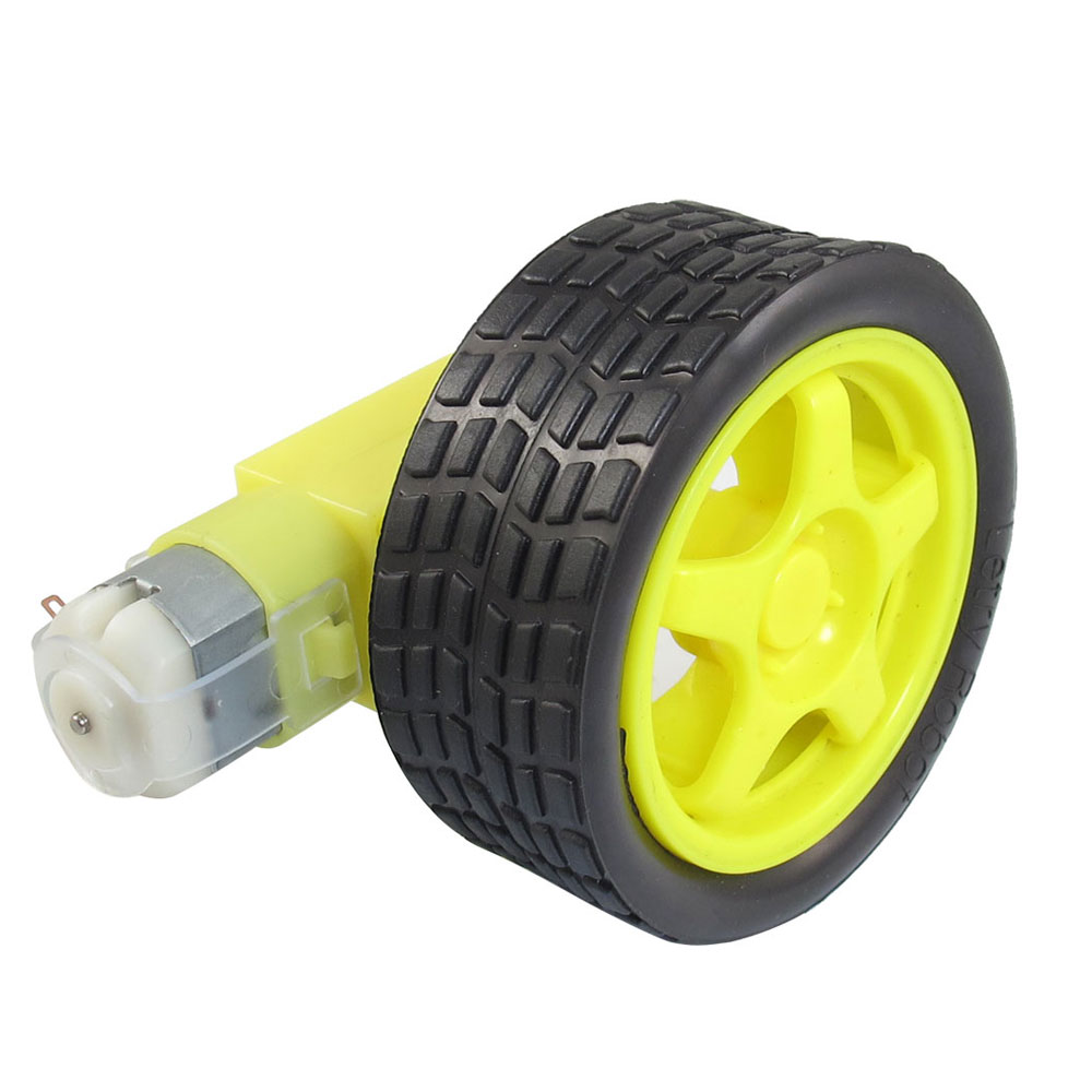 BO Motors with Wheel