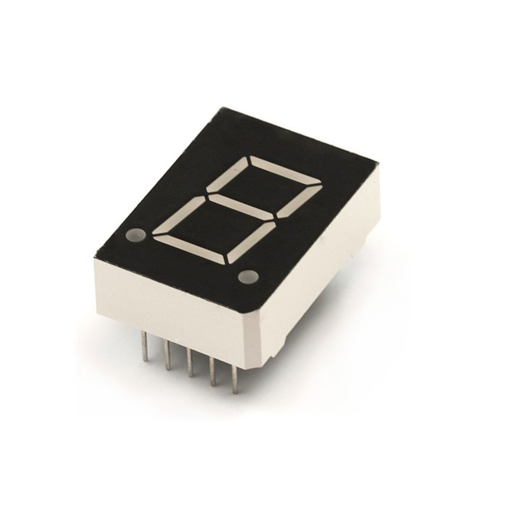 7 segment LED Display