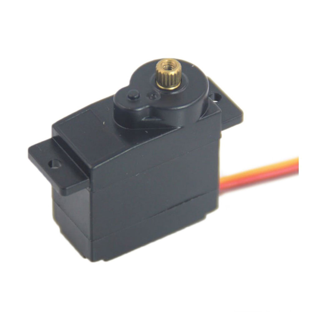 Continuous Metal Gear Servo 36