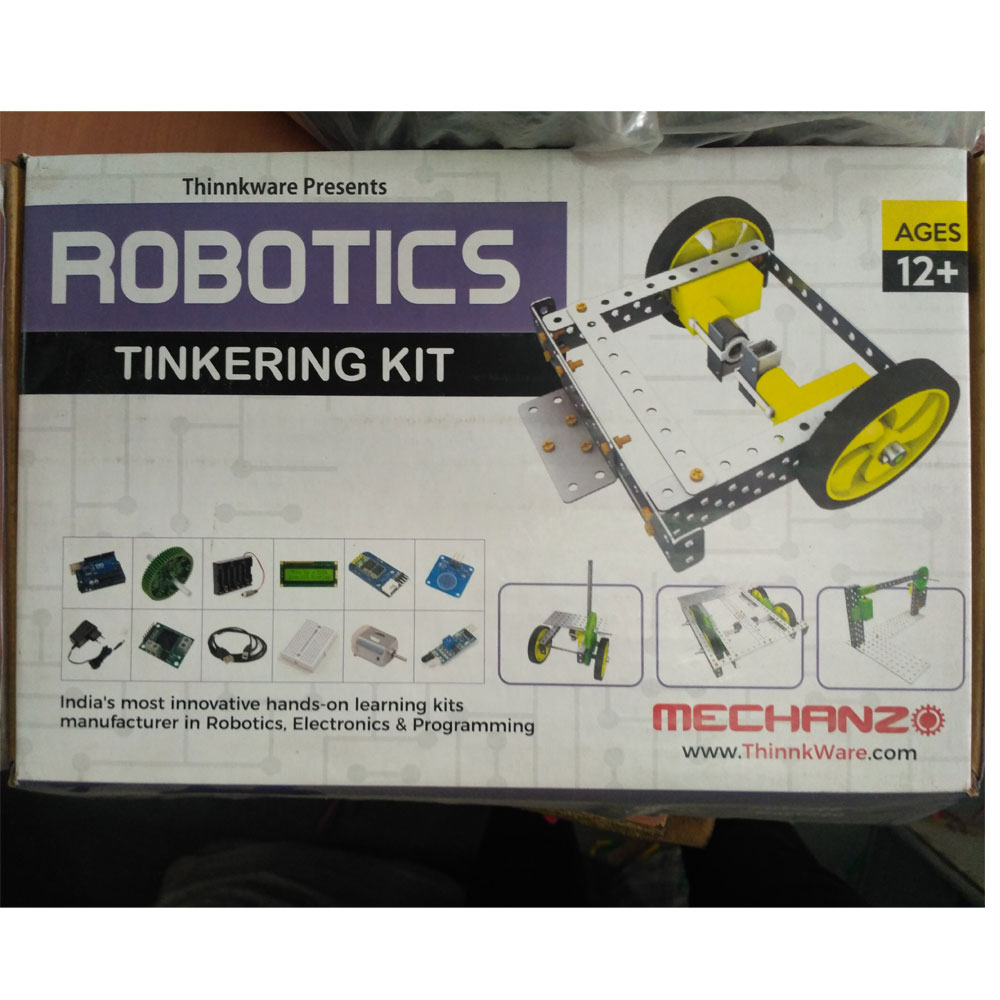 Robotics DIY Kit